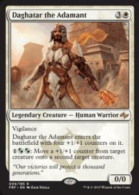 Daghatar the Adamant (Foil)