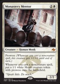 Monastery Mentor (Foil)