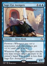 Sage-Eye Avengers (Foil)