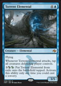 Torrent Elemental (Foil)