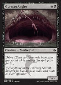Gurmag Angler (Foil)