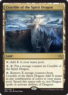 Crucible of the Spirit Dragon