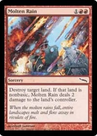 Molten Rain