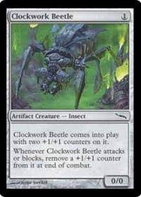 Clockwork Beetle