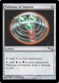 Talisman of Impulse