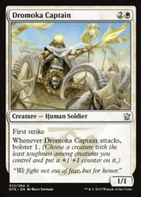 Dromoka Captain