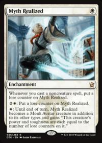 Myth Realized (Foil)