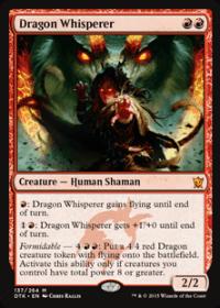 Dragon Whisperer (Foil)