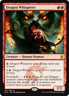 Dragon Whisperer (Foil)