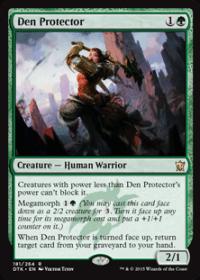 Den Protector (Foil)
