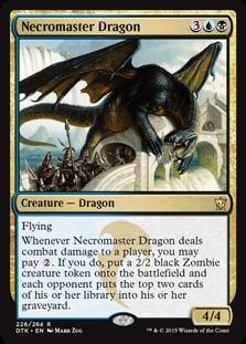 Necromaster Dragon (Foil)