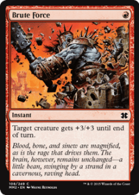 Brute Force (Foil)