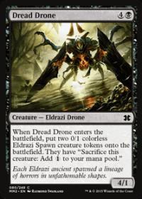 Dread Drone (Foil)