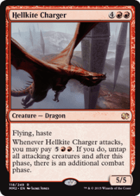 Hellkite Charger (Foil)