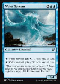 Water Servant