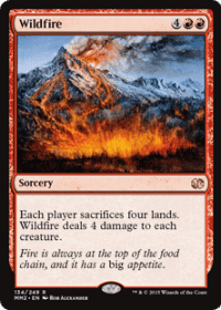 Wildfire (Foil)