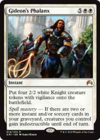 Gideon's Phalanx (Foil)
