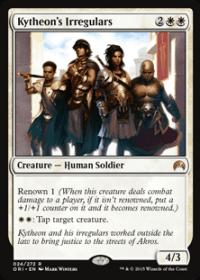 Kytheon's Irregulars (Foil)