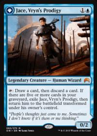 Jace, Vryn's Prodigy (Foil)
