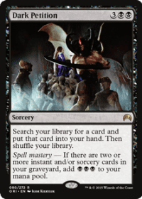 Dark Petition (Foil)