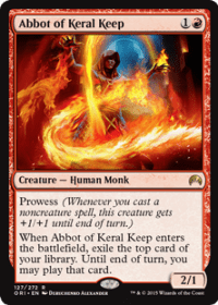 Abbot of Keral Keep (Foil)