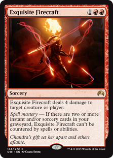 Exquisite Firecraft
