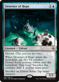 Drowner of Hope (Foil)