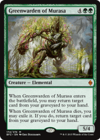 Greenwarden of Murasa (Foil)
