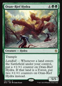 Oran-Rief Hydra (Foil)