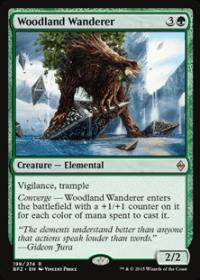 Woodland Wanderer (Foil)