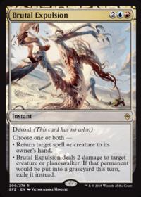 Brutal Expulsion (Foil)