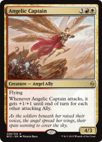 Angelic Captain (Foil)