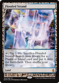 Flooded Strand Full Art