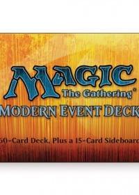 Modern Event Deck 2014