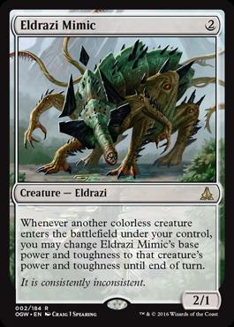 Eldrazi Mimic