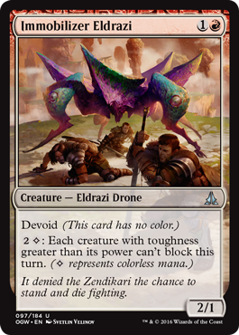 Immobilizer Eldrazi