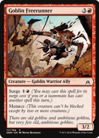 Goblin Freerunner