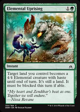 Elemental Uprising