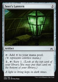 Seer's Lantern