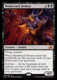 Mindwrack Demon