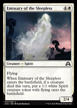 Emissary of the Sleepless