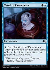 Vessel of Paramnesia