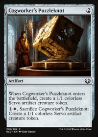 Cogworker's Puzzleknot