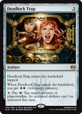Deadlock Trap