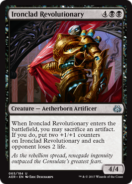 Ironclad Revolutionary