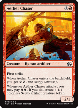 Aether Chaser