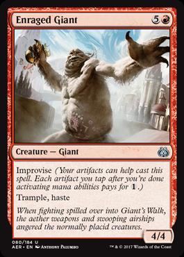 Enraged Giant