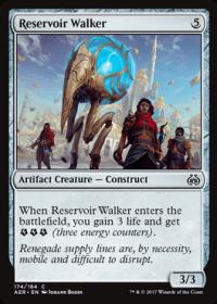 Reservoir Walker