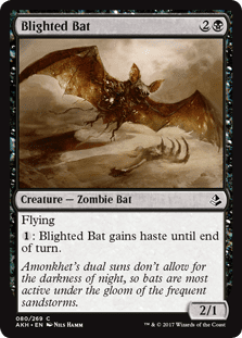 Blighted Bat