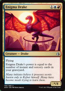 Enigma Drake